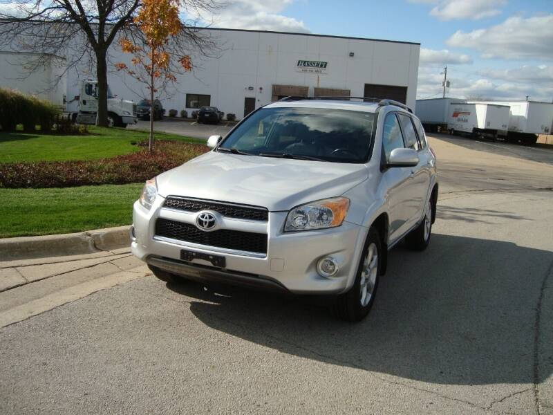2010 Toyota RAV4 for sale at ARIANA MOTORS INC in Addison IL