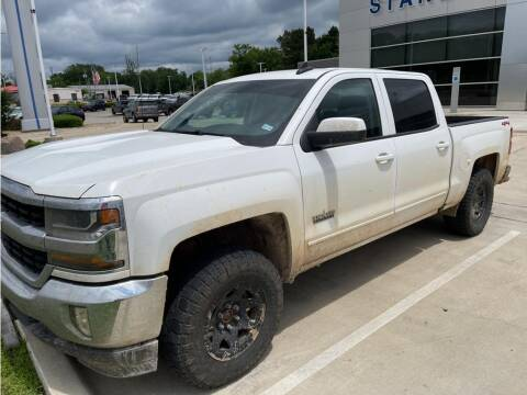 2018 Chevrolet Silverado 1500 for sale at Stanley Ford Gilmer in Gilmer TX