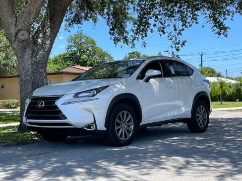 2015 Lexus NX 200t for sale at Auto Direct of South Broward in Miramar FL