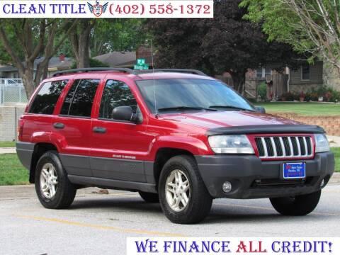 2004 Jeep Grand Cherokee for sale at NY AUTO SALES in Omaha NE