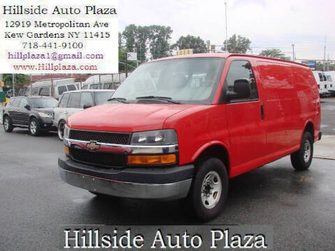 2007 Chevrolet Express Cargo for sale at Hillside Auto Plaza in Kew Gardens NY