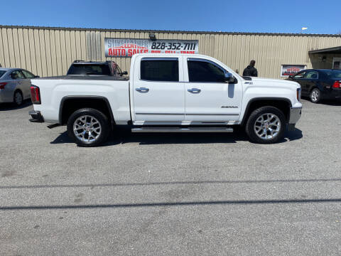 2017 GMC Sierra 1500 for sale at Stikeleather Auto Sales in Taylorsville NC