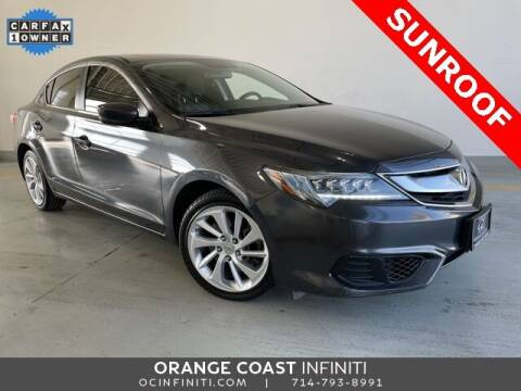 2016 Acura ILX for sale at ORANGE COAST CARS in Westminster CA