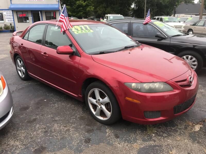 2007 Mazda MAZDA6 for sale at Klein on Vine in Cincinnati OH