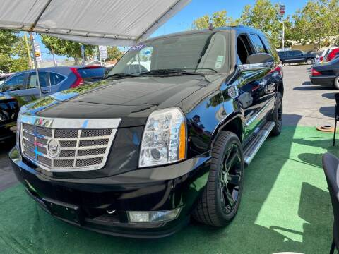 2011 Cadillac Escalade for sale at San Jose Auto Outlet in San Jose CA