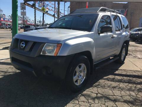 2008 Nissan Xterra for sale at Jeff Auto Sales INC in Chicago IL