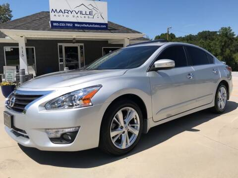 2015 Nissan Altima for sale at Maryville Auto Sales in Maryville TN