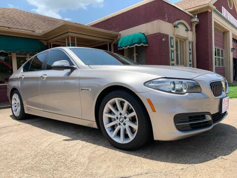 2014 BMW 5 Series for sale at Firestation Auto Center in Tyler TX