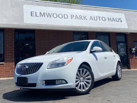 2012 Buick Regal for sale at Elmwood Park Auto Haus in Elmwood Park IL