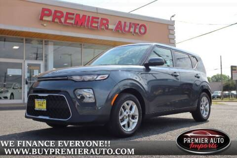 2020 Kia Soul for sale at PREMIER AUTO IMPORTS - Temple Hills Location in Temple Hills MD
