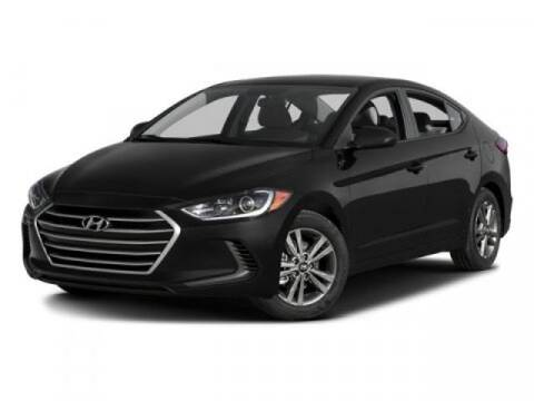 2017 Hyundai Elantra for sale at JEFF HAAS MAZDA in Houston TX