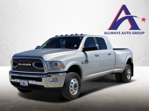 2017 RAM Ram Pickup 3500 for sale at ATASCOSA CHRYSLER DODGE JEEP RAM in Pleasanton TX