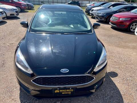 2017 Ford Focus for sale at Good Auto Company LLC in Lubbock TX