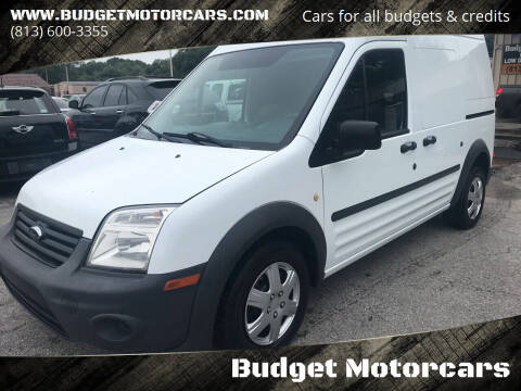 2012 Ford Transit Connect for sale at Budget Motorcars in Tampa FL