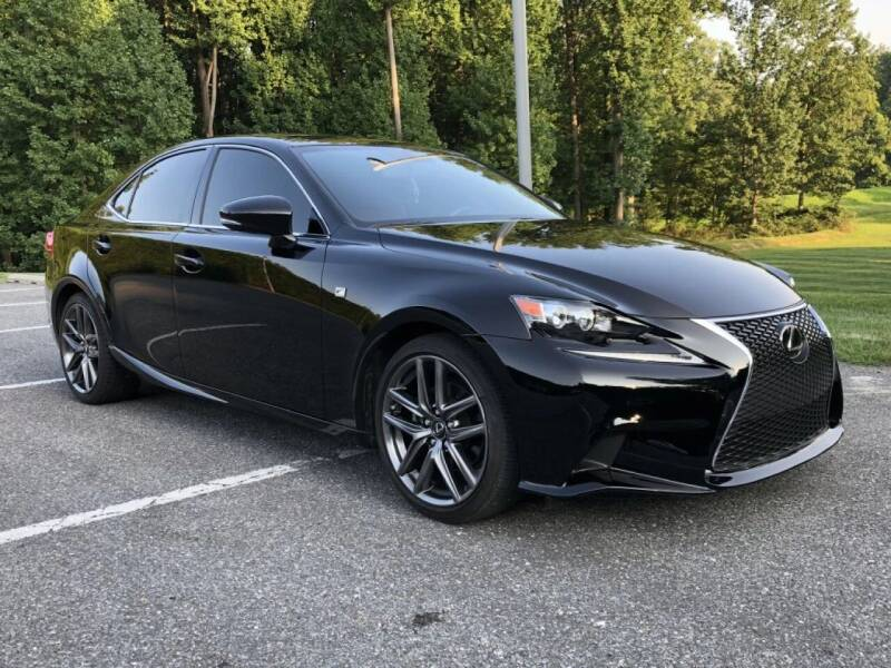 2015 Lexus IS 250 for sale at Limitless Garage Inc. in Rockville MD
