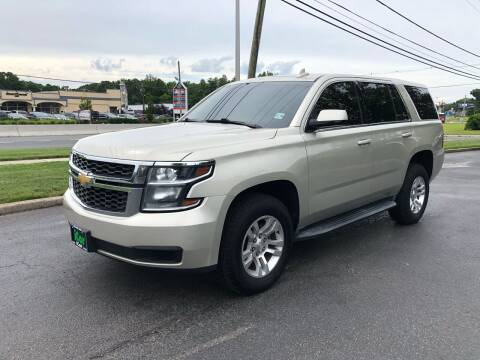 2015 Chevrolet Tahoe for sale at iCar Auto Sales in Howell NJ