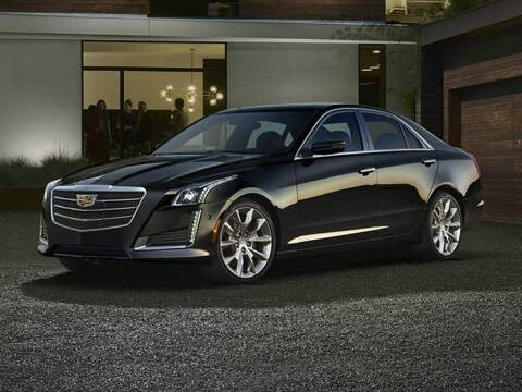2016 Cadillac CTS for sale at Mercedes-Benz of North Olmsted in North Olmstead OH