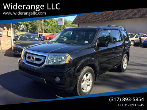 2011 Honda Pilot for sale at Widerange LLC in Greenwood IN