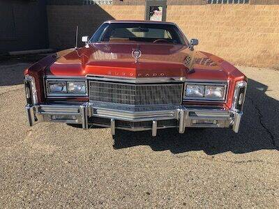 1977 Cadillac Eldorado for sale at MICHAEL'S AUTO SALES in Mount Clemens MI