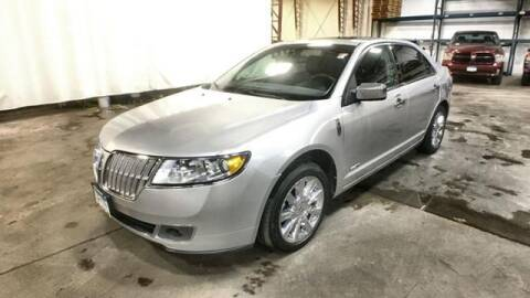 2012 Lincoln MKZ Hybrid for sale at Waconia Auto Detail in Waconia MN