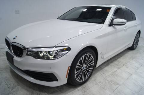 2019 BMW 5 Series for sale at Sacramento Luxury Motors in Carmichael CA