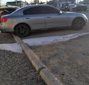 2004 Infiniti G35 for sale at Good Guys Auto Sales in Cheyenne WY