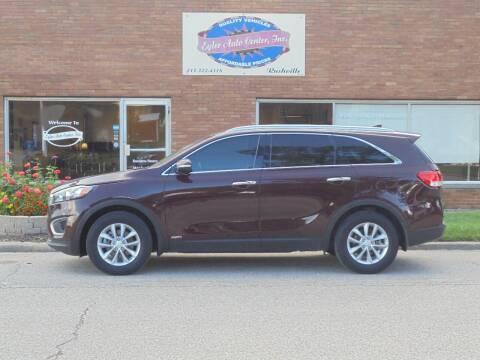 2017 Kia Sorento for sale at Eyler Auto Center Inc. in Rushville IL