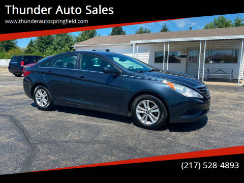 2013 Hyundai Sonata for sale at Thunder Auto Sales in Springfield IL