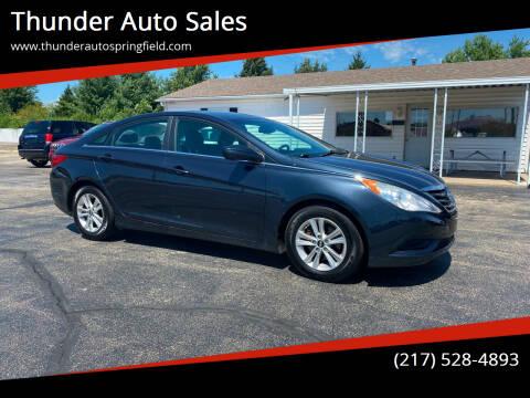 2013 Hyundai Sonata for sale at Thunder Auto Sales in Springfield IL