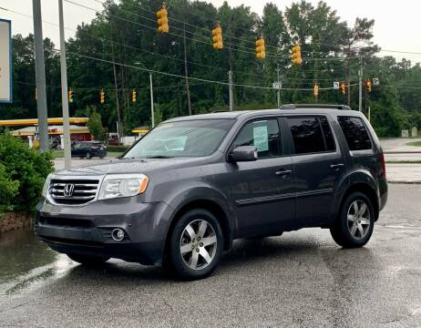 2014 Honda Pilot for sale at GR Motor Company in Garner NC