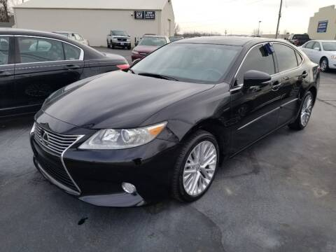 2013 Lexus ES 350 for sale at Larry Schaaf Auto Sales in Saint Marys OH