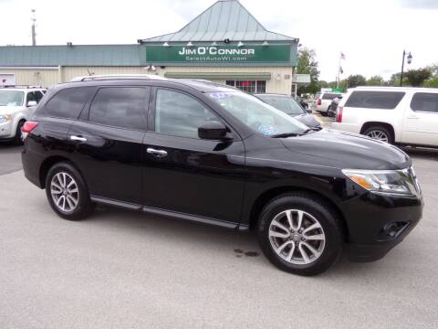 2013 Nissan Pathfinder for sale at Jim O'Connor Select Auto in Oconomowoc WI