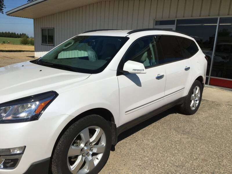 2016 Chevrolet Traverse AWD LTZ 4dr SUV - Rugby ND
