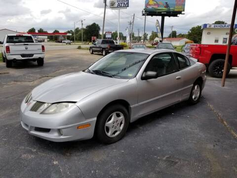 2003 Pontiac Sunfire for sale at Aaron's Auto Sales in Poplar Bluff MO