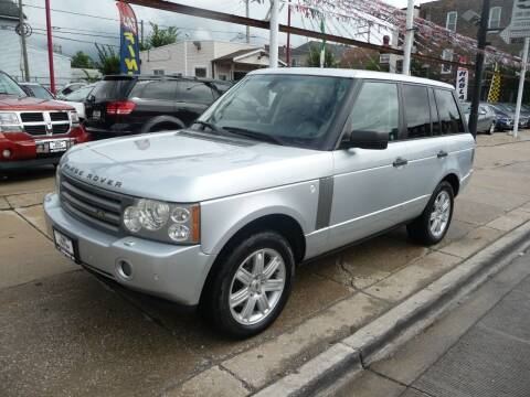 2006 Land Rover Range Rover for sale at CAR CENTER INC in Chicago IL