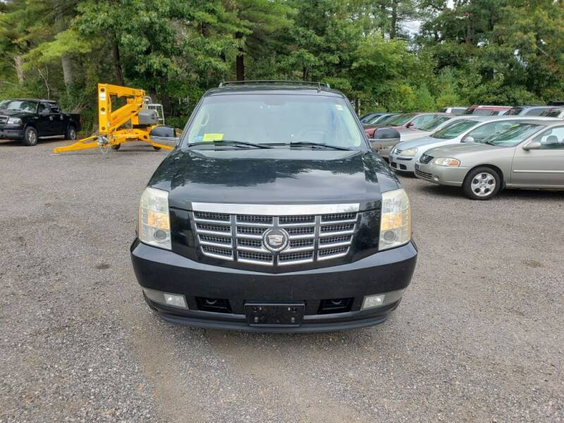 2007 Cadillac Escalade ESV for sale at 1st Priority Autos in Middleborough MA