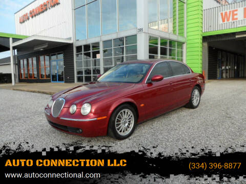 2006 Jaguar S-Type for sale at AUTO CONNECTION LLC in Montgomery AL