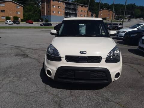 2013 Kia Soul for sale at Auto Villa in Danville VA