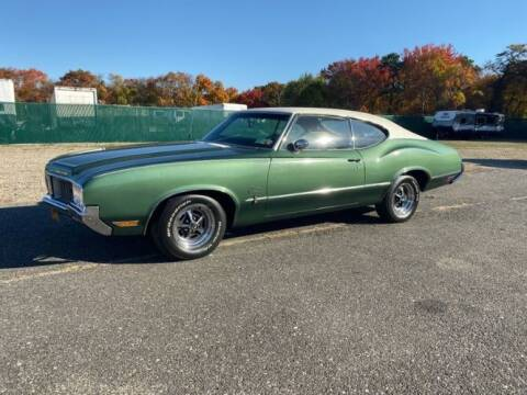1970 Oldsmobile Cutlass for sale at Classic Car Deals in Cadillac MI