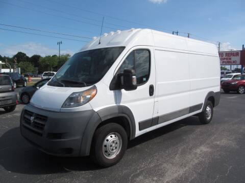 2017 RAM ProMaster Cargo for sale at Blue Book Cars in Sanford FL