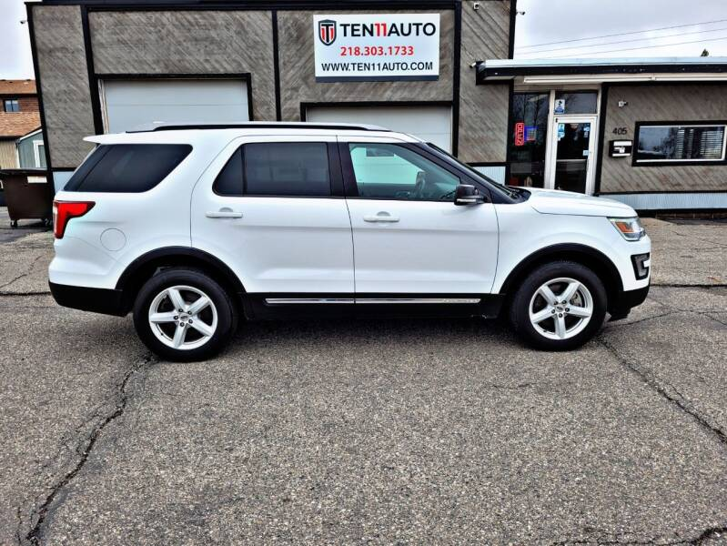 2017 Ford Explorer for sale at Ten 11 Auto LLC in Dilworth MN