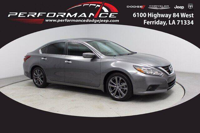 2018 Nissan Altima for sale at Performance Dodge Chrysler Jeep in Ferriday LA