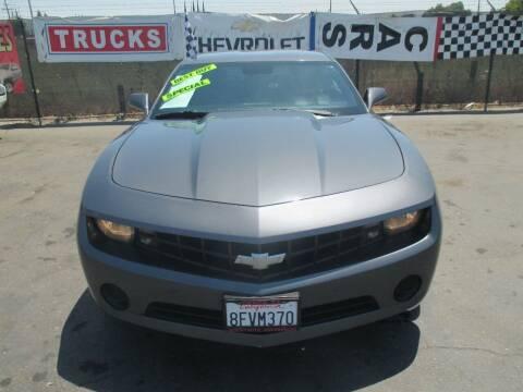 2010 Chevrolet Camaro for sale at Quick Auto Sales in Modesto CA
