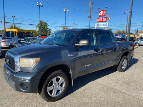 2007 Toyota Tundra for sale at 4th Street Auto in Louisville KY