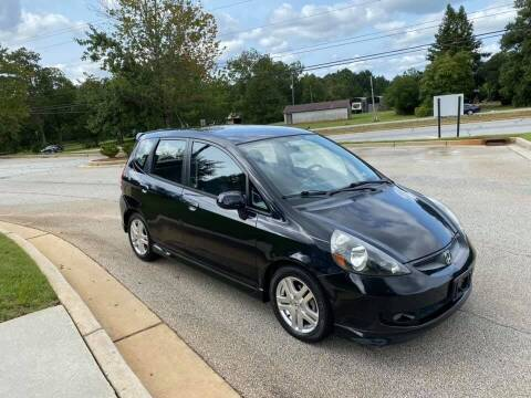 2007 Honda Fit for sale at Two Brothers Auto Sales in Loganville GA