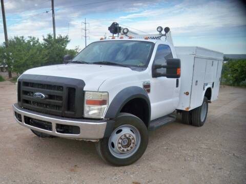 2008 Ford F-450 Super Duty for sale at Samcar Inc. in Albuquerque NM