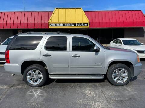 2012 GMC Yukon for sale at Affordable Mobility Solutions, LLC - Standard Vehicles in Wichita KS