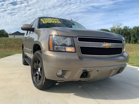 2007 Chevrolet Tahoe for sale at El Camino Auto Sales in Sugar Hill GA