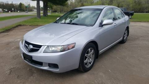 2005 Acura TSX for sale at Shores Auto in Lakeland Shores MN