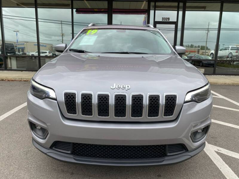 2019 Jeep Cherokee for sale at East Carolina Auto Exchange in Greenville NC